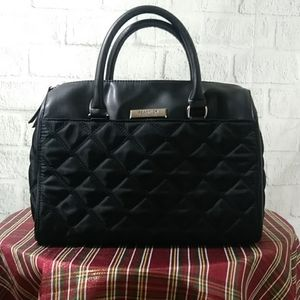 NWOT Kenneth Cole Reaction Quilted Dome Satchel